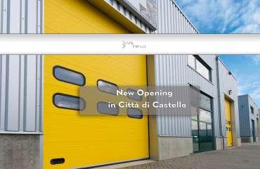 New Opening in Città di Castello